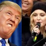 """Madonna è disgustosa"", parola di Donald Trump"
