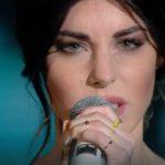 """Sanremo 2017, Bianca Atzei stupisce con """"Ora esisti solo tu"""""""