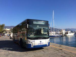 Nuovi mezzi Atp, soddisfazione dei sindaci di Santa Margherita e Portofino