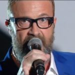 "Sanremo2017, Marco Masini all'Ariston con ""Spostato di un secondo"""