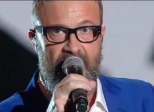 Sanremo 2017, Masini canta