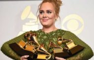 Grammy Awards, trionfo Adele. Italiani a bocca asciutta