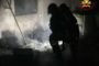 Genova - Incendio in una casa abbandonata sopra San Martino, 1 morto