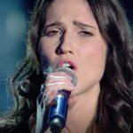 """Sanremo 2017, Lodovica Comello e """"Le Mille Bolle Blu"""""""