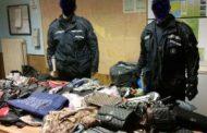 Ventimiglia, ancora sequestri di merce contraffatta
