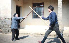 Cina - Nonna maestra di Kung Fu a 93 anni - Video