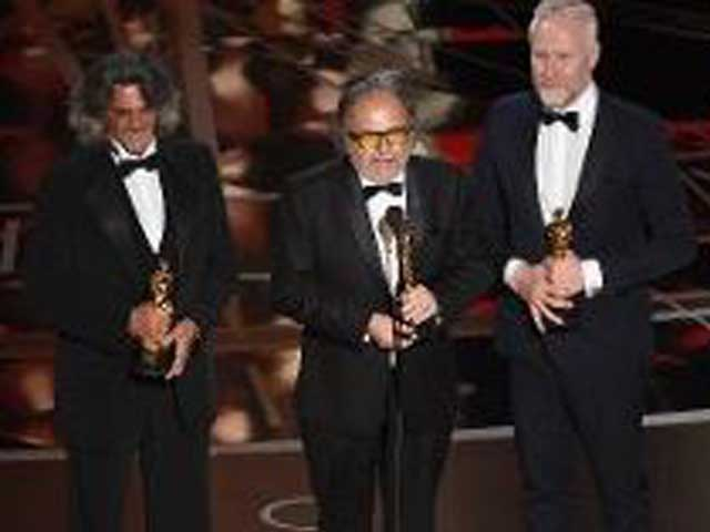 Un Oscar col trucco