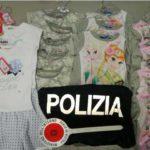 Genova, ruba abiti per bimbi: fermato taccheggiatore seriale