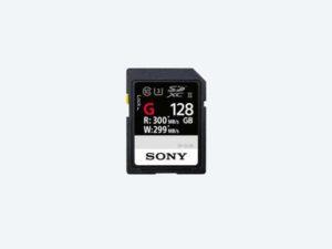 La scheda SD ultraveloce lanciata dalla Sony