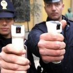 Genova – Polizia con spray urticante da lunedì mattina