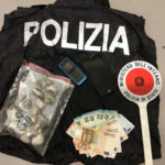 Genova Oregina, arrestato pusher in via Carbone con 250 grammi di eroina