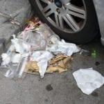 Derby – Il giorno dopo Marassi ancora invasa dalla spazzatura – Video