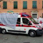 Voltri – Ambulanza nuova per la Croce Rossa Italiana, dono di due famiglie – VIDEO
