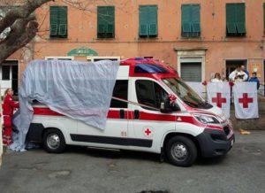 la nuova ambulanza