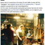 """Film su De Andrè, il bar """"Moretti"""" ritorna set cinematografico dopo 25 anni"""