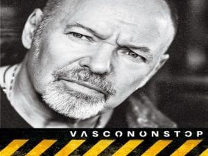 La copertina di VascoNonStop, ultima raccolta di Vasco Rossi