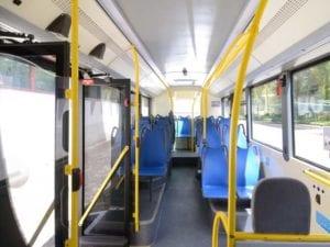 Autobus frena bruscamente in corso Gastaldi, 4 passeggeri feriti