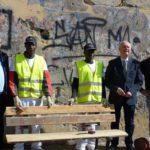 """Al via il progetto """"Coloriamo"""", la riqualificazione passa attraverso i migranti"""