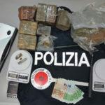 Genova Foce, 6 kg di stupefacenti in cantina. Arrestato pusher della movida genovese