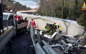 Incidente mortale sulla A10 - In arrivo il Tutor e le telecamere per evitare gli incidenti
