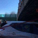 Ancona, crolla un ponte sulla A14: due morti e due feriti