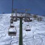 Prato Nevoso – Paura per la seggiovia colpita da una tromba d'aria