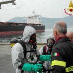 La Spezia – Container perde liquido tossico, emergenza al Porto Mercantile