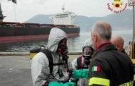 La Spezia - Container perde liquido tossico, emergenza al Porto Mercantile