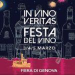 In vino veritas, la festa del vino sbarca a Genova