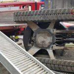 Bolzaneto, operaio rimane schiacciato in cantiere: ricoverato in codice rosso