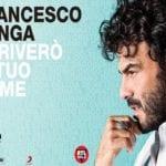 Musica – Esce oggi il primo album live di Francesco Renga