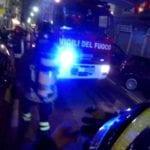 Savona – Incendio nella notte in via Guidobono, appartamento in fiamme