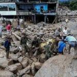 Valanga di fango in Colombia – Croce Rossa: cerchiamo anche due italiani