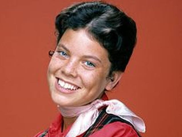 Addio a Erin Moran, la 'sottiletta' di Happy Days