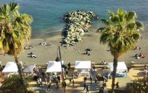 Mare pulito a Genova - Primi controlli per la balneazione sono positivi