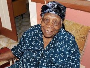 Violet Brown, 117 anni
