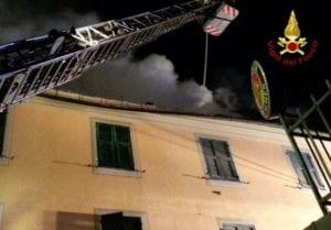 Nube maleodorante a Genova - Era gas