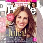 Cinema – People incorona Julia Roberts come donna più bella del mondo