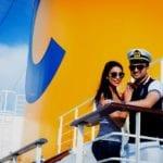 """Matrimonio indiano """"da favola"""" su Costa Fascinosa a Genova"""