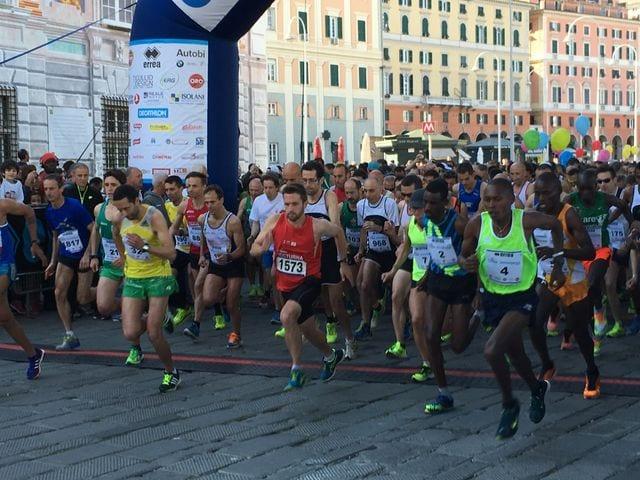 Genova, le modifiche alla viabilità in vista della Mezza Maratona