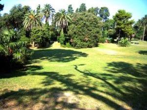 Fissata la riapertura per i parchi di Nervi