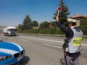 Genova, durante la notte tre persone fermate per guida in stato di ebbrezza