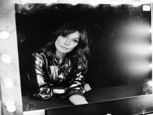 Musica - Carla Bruni dal vivo in Italia ad aprile