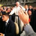 Papa Francesco a Genova – Positivo il bilancio della Questura