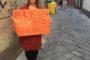 Papa Francesco a Genova - Giovane bloccata mentre protesta