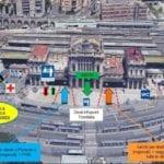 Papa Francesco a Genova – 65 treni speciali per facilitare gli spostamenti
