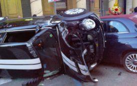 La Spezia - Grave incidente in via Veneto