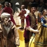 Voltri – Il presepe della Duchessa di Galliera torna al Santuario delle Grazie