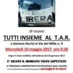 Parcheggi via Gherzi, domani l'udienza al Tar. Il quartiere si mobilita e attende la sentenza