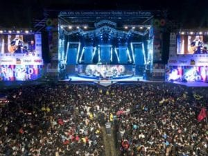 Grande successo per il concerto del 1 maggio